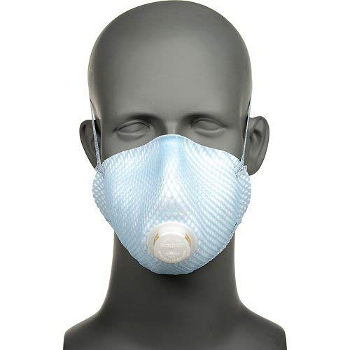 Moldex 2300N95 2300 Series N95 Particulate Respirators, Medium/Large, 10/Box by Moldex (Image #3)