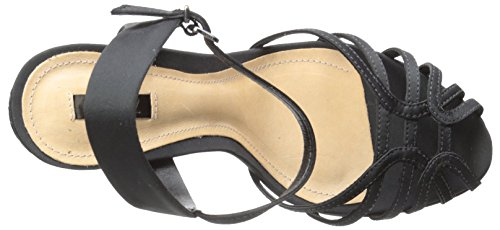 Schwarz Damen Schutz Eliama Damen Sandal Schutz w6qnfR8x4