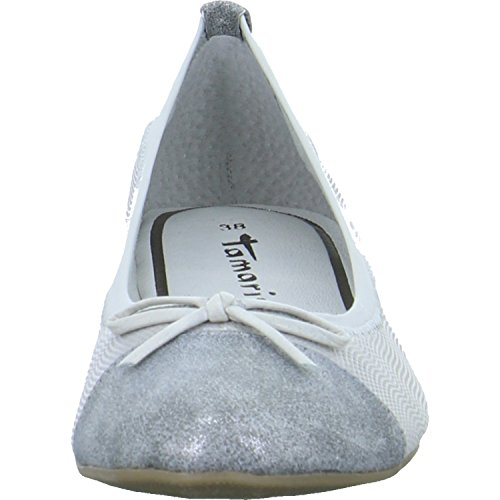 Tamaris Women's 1-1-22129-20 726 Ballet Flats 226 Cloud Struct Jo13S