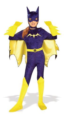Gotham Girls Batgirl Costume  sc 1 st  Halloween Fun Shoppe & Girls Batgirl Halloween Costume