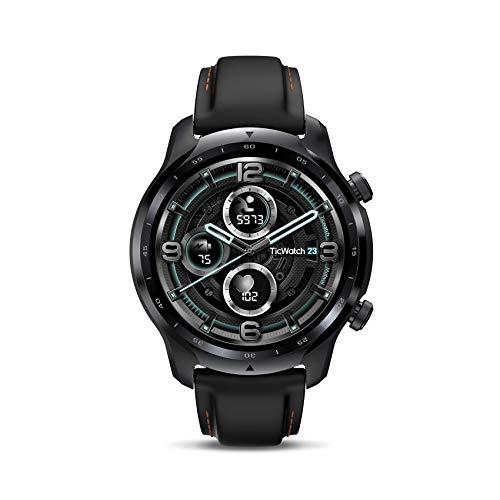 TicWatch Pro 3 GPS Smart Watch Men's Wear OS Watch Qualcomm Snapdragon Wear 4100+ Dual System Platform Health Fitness…
