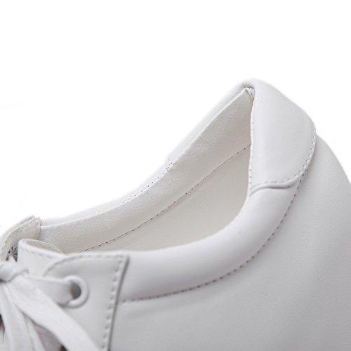 Plateforme Femme Blanc 1To9 Inconnu 5 37 EU MMSG00178 aC5qPE