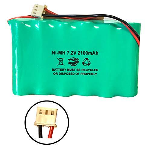 300-03866 Honeywell Ademco 30003866 LYNXRCHKIT-SHA LYNXRCHKITSHA 7.2v 2100mAh Ni-MH Battery Pack Replacement for Security Alarm System
