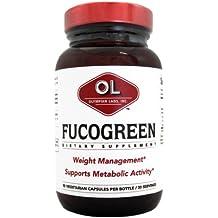 Olympian Lab Fucogreen (Fucoxanthin 5%), 90-Count