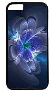 Beautiful Fractal Abstract Masterpiece Limited Design Case for iPhone 6 PC Black by Cases & Mousepads