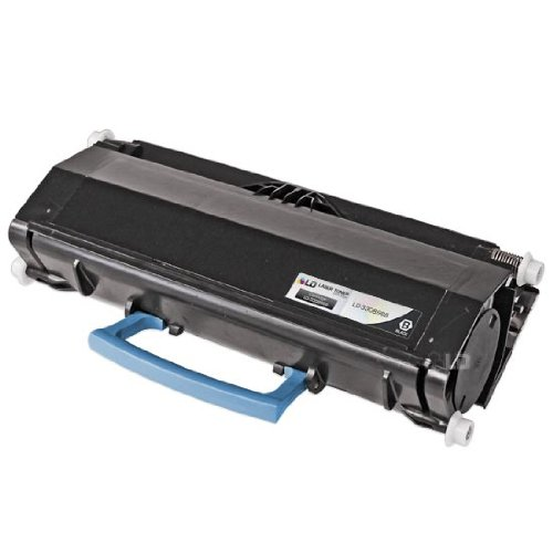 LD © Compatible Toner to replace Dell 330-8986 (R2PCF) Black Toner Cartridge for your Dell 3333dn, 3335dn Laser Printer, Office Central