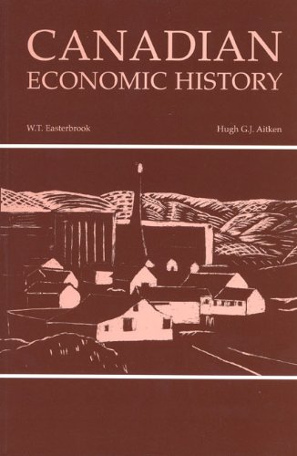 Canadian Economic History (Heritage)