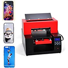 Led Automatic Multicolor A3 Uv Printer Pen,Mobile Phone Case,Disk,Golf Ball,Cd,Stone,PVC Card