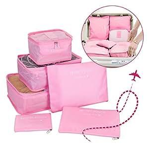 Amazon.com: janolia equipaje de viaje organizadores ...