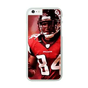 NFL Case Cover For LG G2 White Cell Phone Case Atlanta Falcons QNXTWKHE1292 NFL Phone Durable Personalized