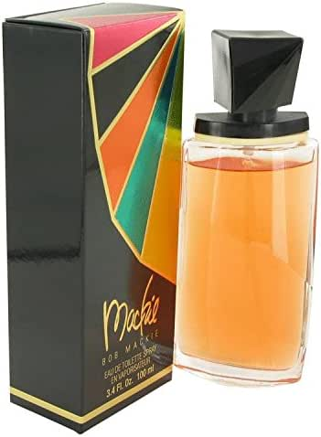 MACKIE by Bob Mackie Eau De Toilette Spray 3.4 oz for Women - 100% Authentic