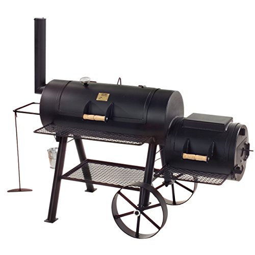 Joes Barbeque Smoker 16″ Texas Classic Lokomotive