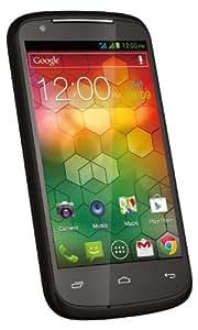 """Gigabyte GS202 4GB Negro - Smartphone (10,92 cm (4.3""""), 800 x 480 Pixeles, IPS, 1 GHz, MT6575, 512 MB)"""