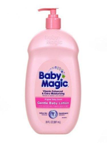 Baby Magic Gentle Baby Lotion Original Baby Scent 30 fl oz - 2 ()