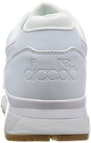 Diadora N9000 mm, Scarpe Low-Top Uomo Bianco (20006 Bianco)
