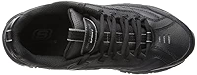 Skechers Sport Men's Energy Afterburn Lace-Up Sneaker by Skechers