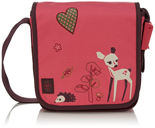 Haba Toy Bag (Lassig Girls' Mini Messenger Cross Body Bag, Fawn, One)