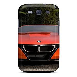 Ultra Slim Fit Hard GAwilliam Case Cover Specially Made For Galaxy S3- Bmw M1 Homage Concept Front BY supermalls
