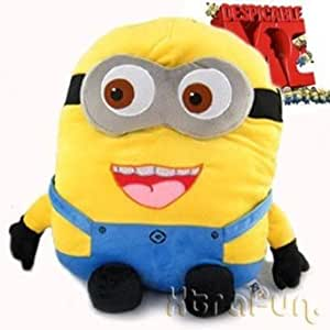 "18"" Despicable Me Plush Extra Large Soft Pillow Plush Minion with 3d Eyes - Jorge"