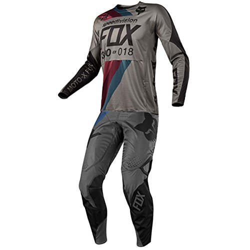 Jersey Combo Charcoal - 3