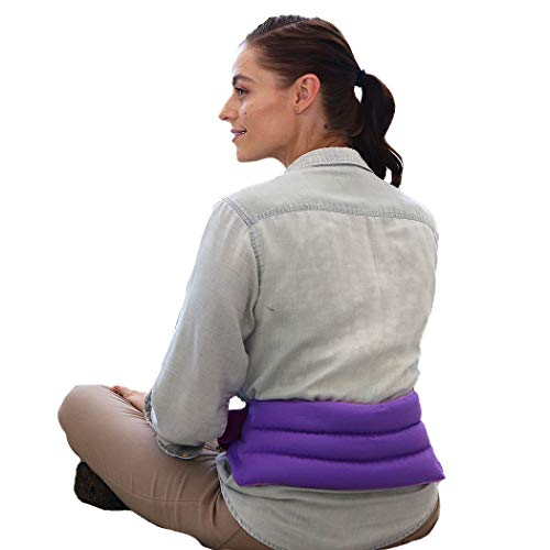 My Heating Pad- Adjustable Lumbar & Abdomen Heat Therapy Pac