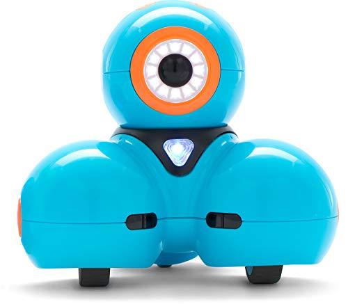 Wonder Workshop Dash – Coding Robot for Kids 6+ – Voice Activated – Navigates Objects – 5 Free Programming STEM Apps – Creating Confident Digital Citizens by Wonder Workshop (Image #2)