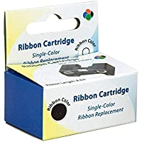 Vinpower Digital - JVC CDPRIBBK U-Print Thermal Printer Black Ribbon Cartridge for Primera Z1, TEAC P11, Stampa Ink