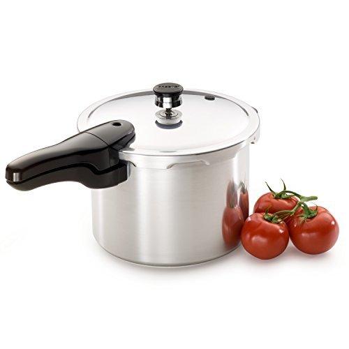 Presto 01264 6 Quart Aluminum Pressure Cooker by Presto (Image #1)'