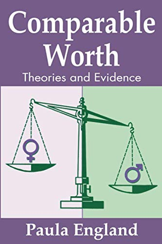 Comparable Worth (Social Institutions and Social Change Series)