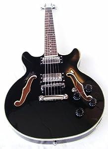Cherrystone 4260180881585 Semi Acoustic Jazz/s E-Gitarre BK : Preis ...