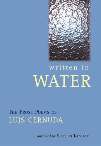 Written In Water: The Collected Prose Poems