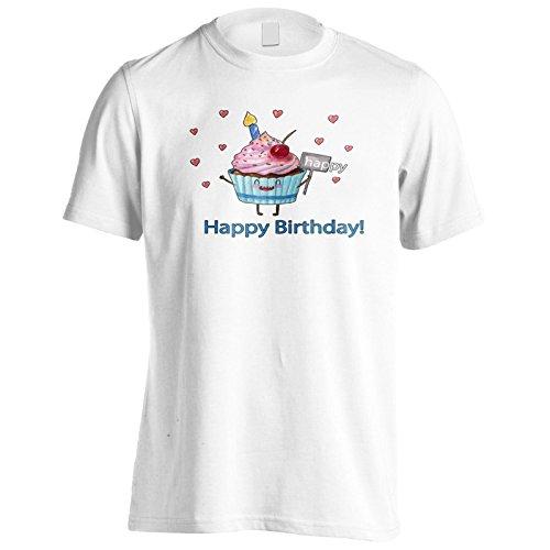 Neues Alles Gute Zum Geburtstag Lustiges Geschenk Herren T-Shirt i466m