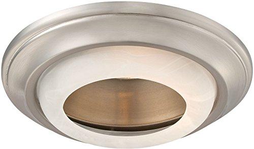 Minka Lavery Recessed Trims 2718-84 Round 6 inch 50 watt Halogen Glass Recessed Trim ()
