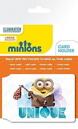Minions - Unique Tarjeteros para Tarjetas De Crédito (10 x ...
