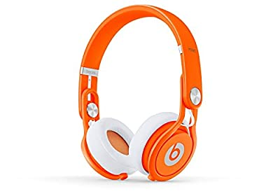 Beats Mixr Wired On-Ear Headphone - Orange
