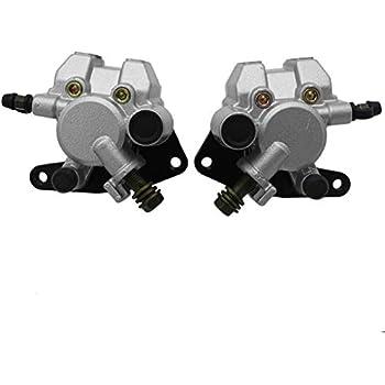 NEW 2 x front brake pads Yamaha Banshee 1990-2006 or Raptor 660 2001-2005