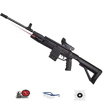 Gamo G-Force TÁCTICAL | Pack Escopeta de perdigones. Carabina de balines (plomos