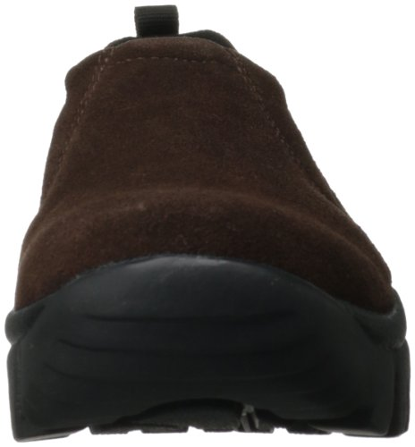 Roper Mens Mahogany Suede Slip On Shoe Mahogany HSIz27dnU