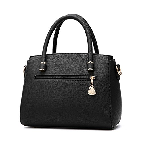 Bag Tote Women Bag Casual Bag Women Handbag Crossbody Women Women Panelled Black Patchwork For CS87Tcqw