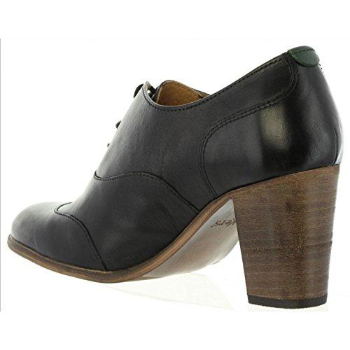 Femme Classiques Bottines Kickers noir Noir Dating qfzxw8
