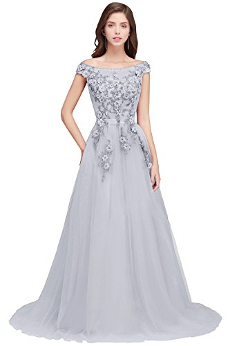 4753352dec Babyonlinedress Babyonline Lace Appliques Tulle Mother Of The Bride Dresses  With Sleeve