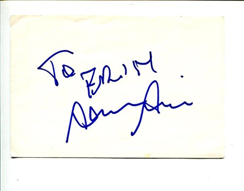 Adam Arkin Chicago Hope Twilight Zone Sons of Anarchy Halloween Signed Autograph -