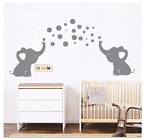 Buy elephant wall stickers for baby room