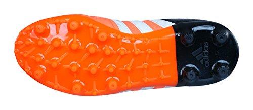 Crampons 3 Cuir De Foot Orange Enfants Ace Fg ag 15 Ivn4qYS