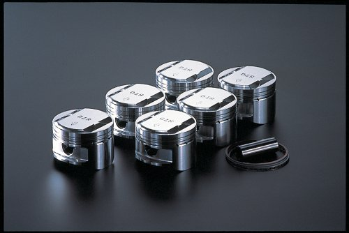 Tomei FORGED PISTON KIT RB26DETT 87.0mm - PISTON