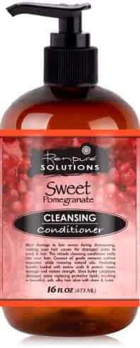 Renpure Solutions  Cleansing Conditioner, Sweet Pomegranate, 16 Fluid Ounce