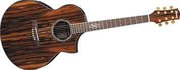 Ibanez Exotic Wood Series Ew40cbe Acoustic Electric Guitar