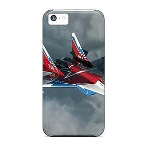 Popular MeSusges New Style Durable Iphone 5c Case (uwMmUUF160TBCXK)