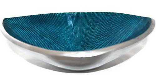 starzebra-hand-painted-artisan-elegant-blue-serving-bowl-home-decor-gifts-accent-piece