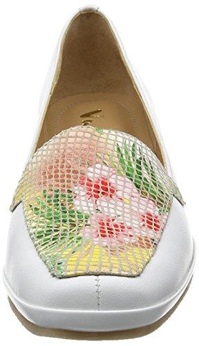 Van Floral Escarpins Compensés Dal Multicolour Femme III Verona Tropical rq8rwa64x